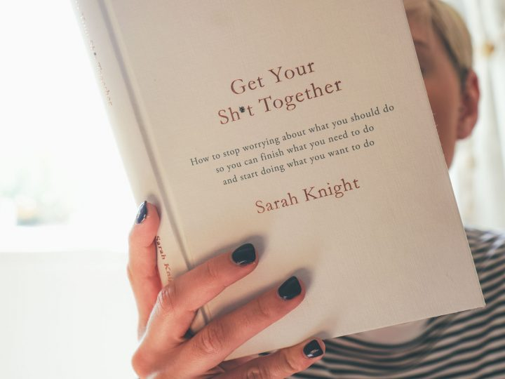 Book Review, Get Your S**t Together, Sarah Knight