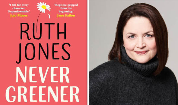never greener ruth jones