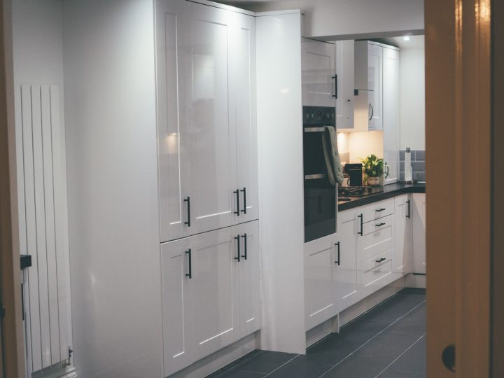 How To Redo Your Kitchen For Under £100